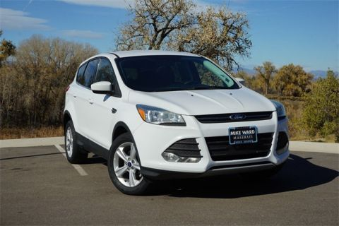 PRE-OWNED 2014 FORD ESCAPE SE FWD 4D SPORT UTILITY