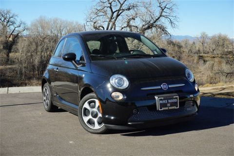 PRE-OWNED 2016 FIAT 500E BATTERY ELECTRIC FWD 2D HATCHBACK